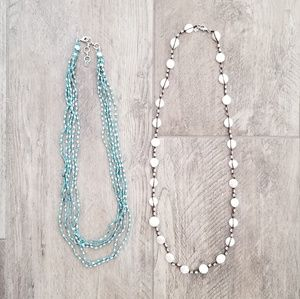 Lucky Brand Necklaces Set of 2